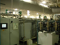 Computer Control Waste Treatment System
